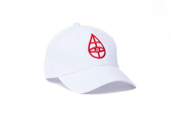 Snctm Hat Nobilis - Alpine White - Front