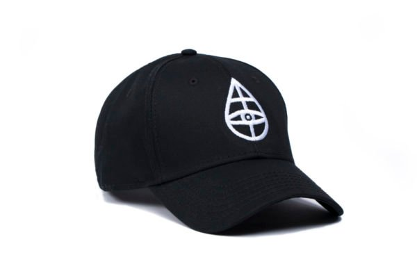 Snctm Hat Nobilis - Midnight Black - Front