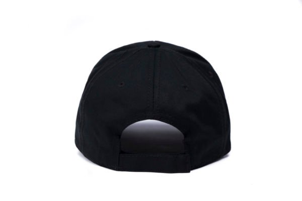 Snctm Hat Nobilis - Midnight Black - Back