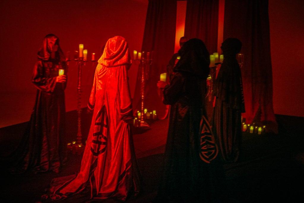 SNCTM Ritual