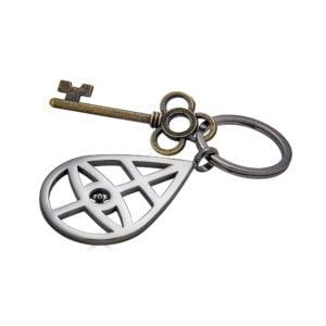 SNCTM Logo Keychain Front